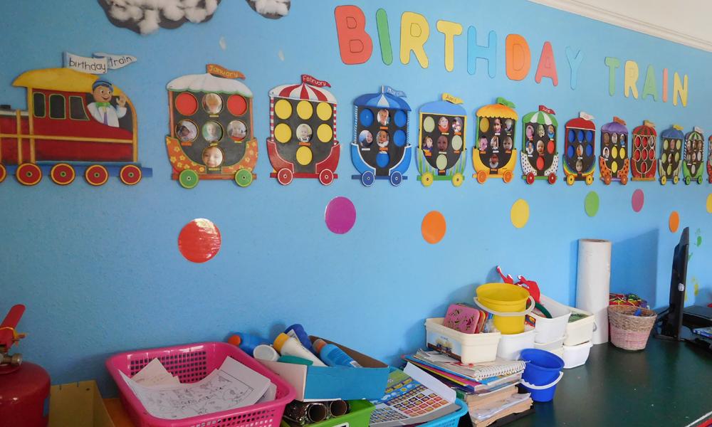 Peter Rabbit Playschool classroom